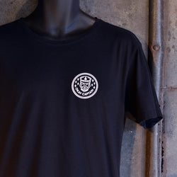 Basic Tee - Black - Okay Captain