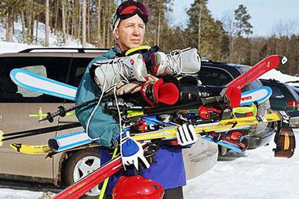 This Device Saves Skiers...