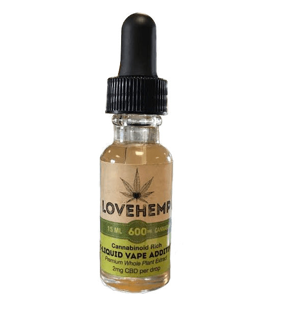 Love Hemp CBD E-Liquid – 250mg CBD – 15ml