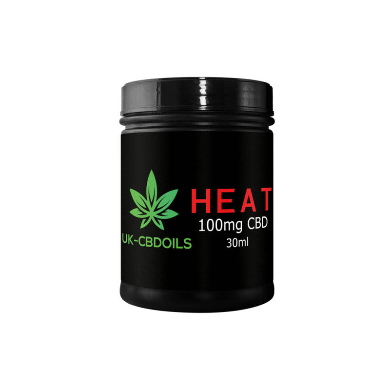 CBD Heat Cream