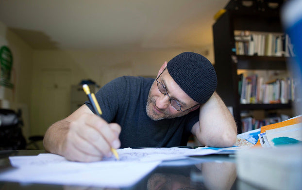 Marc Lumer: Journey of a Children's Book Writer / Illustrator Turned Animation Executive