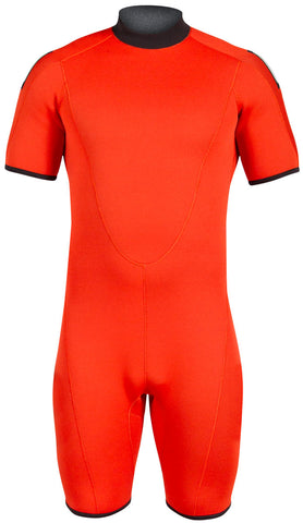 HENDERSON RESCUE SAR SWIMMER FIRE FLEECE SHORTY
