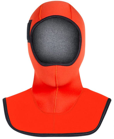 HENDERSON SAR SWIMMER FIRE FLEECE 7/5 MM HOOD
