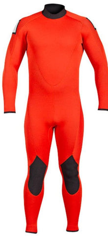 HENDERSON RESCUE SAR SWIMMER FIRE FLEECE JUMPSUIT