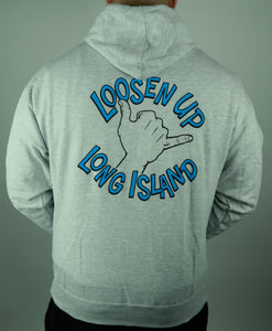LOOSEN UP LONG ISLAND PULLOVER HOODIE SWEATSHIRT KIDS