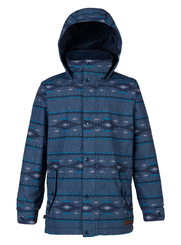 BURTON BOYS DUBLOON SNOWBOARD JACKET