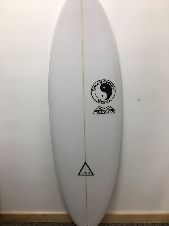 TOWN AND COUNTRY SURF 5'9