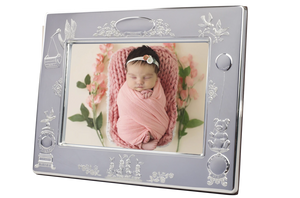 Baby Record Frame