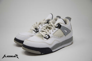 Air Jordan Kids White Cement