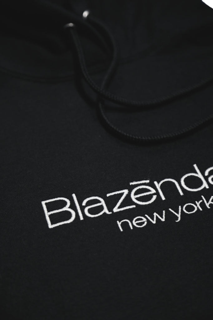 2019 Blazendary Classic Logo Embroidered Hoodie