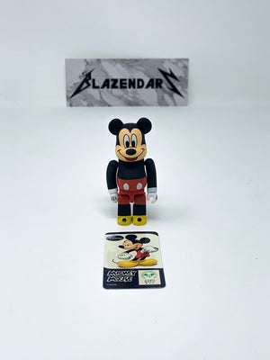 Be@rBrick Disney Mickey Mouse S17 100% Figure