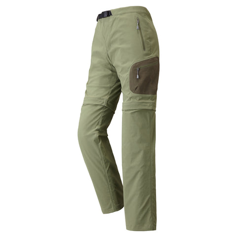 Montbell Womens Convertible Half Pants