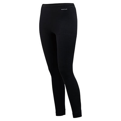 Montbell Womens US Zeo-Line Middle Weight Tights