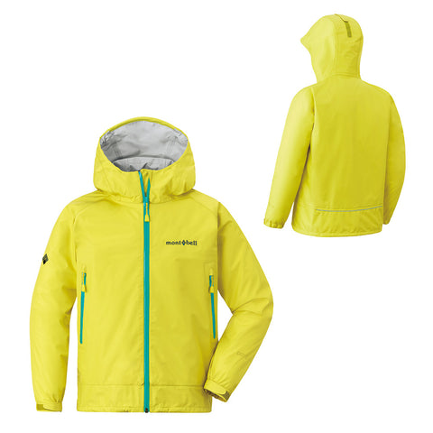 Montbell Kids Rain Dancer Jacket