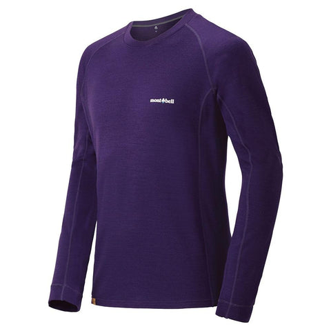 Merino Wool Plus Long Sleeve Action T Men's
