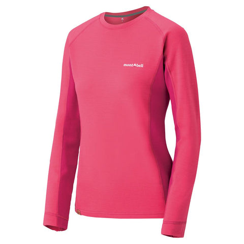 Merino Wool Plus Long Sleeve Action T Women's