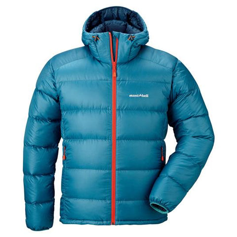 Montbell Mens US Alpine Light Down Parka