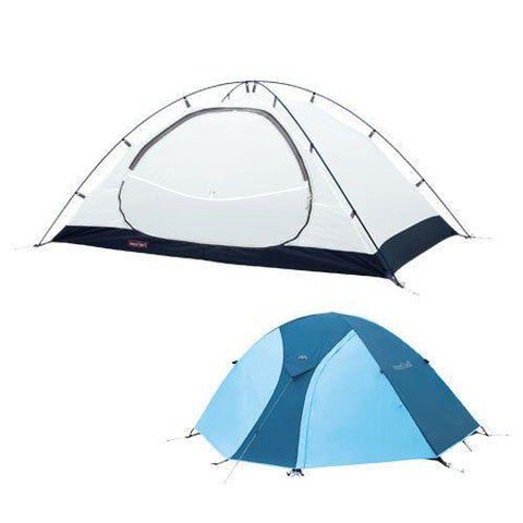 Montbell Chronos Dome Tent 1