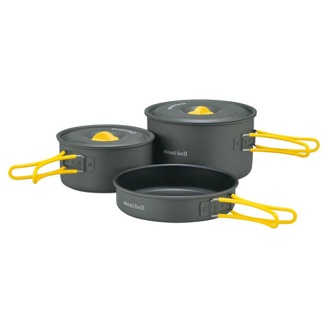 Alpine Cooker 14+16 Pan Set