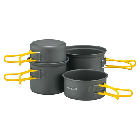 Alpine Cooker Deep 11+13 Set