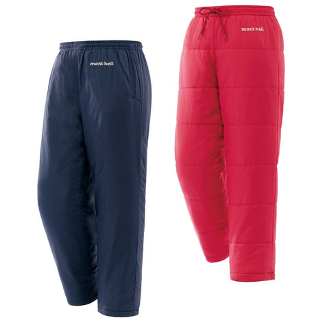 Montbell Kids Thermawrap Pants 100-120