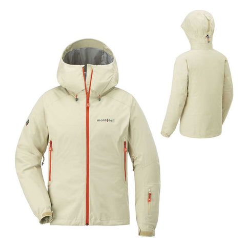 Montbell Womens Storm Parka