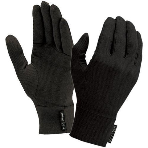Montbell Zeo-Line Light Weight Inner Gloves