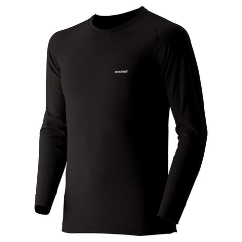 Zeo-Line Mid Weight Round Neck Shirt Men's