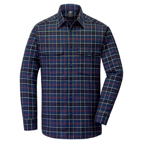 Montbell Mens Wickron OD Shirt
