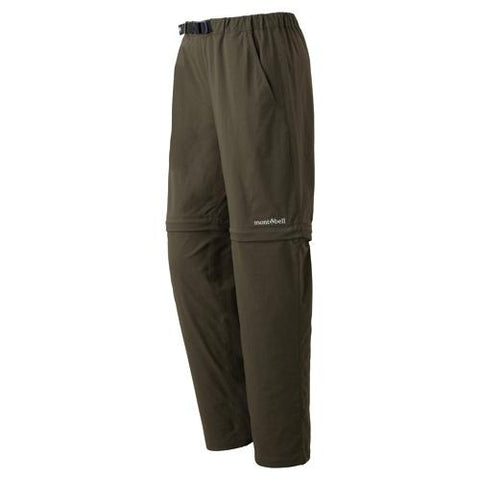 Montbell Kids Convertible Pants 130-160