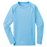 Montbell Kids Zeo-Line Middle Weight Round Neck Shirt 135-150