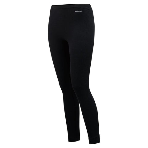Montbell Womens Zeo-Line Middle Weight Tights (X)