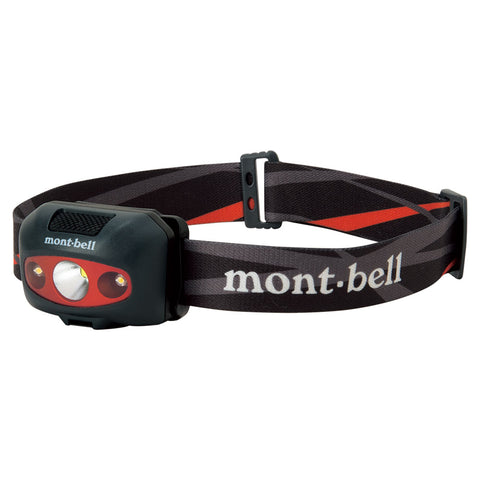 Montbell Rechargeable Power Head Lamp