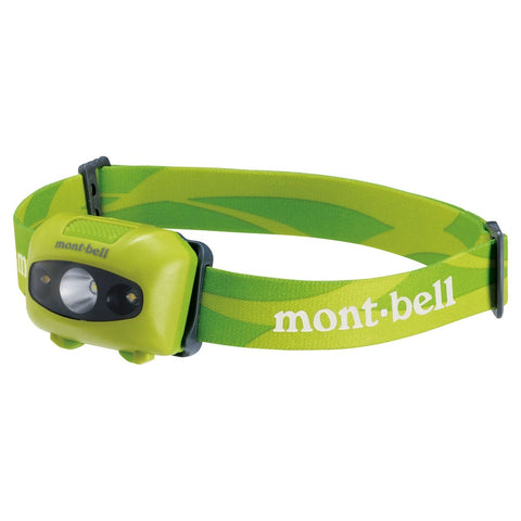 Montbell Power Head Lamp 2
