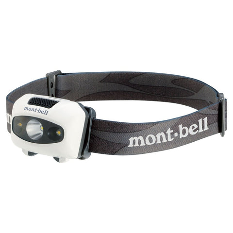 Montbell Power Head Lamp2