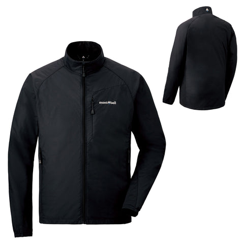 Montbell Mens Light Shell Jacket