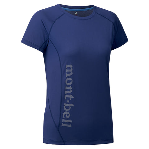 Montbell Womens Cool Light T