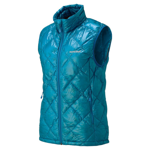 Montbell Womens US Superior Down Vest