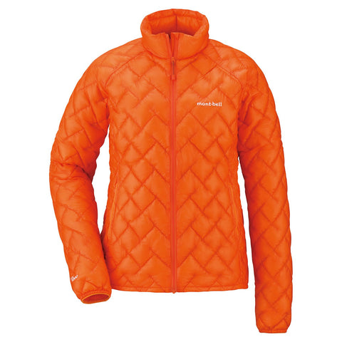 Montbell Womens US Plasma 1000 Down Jacket