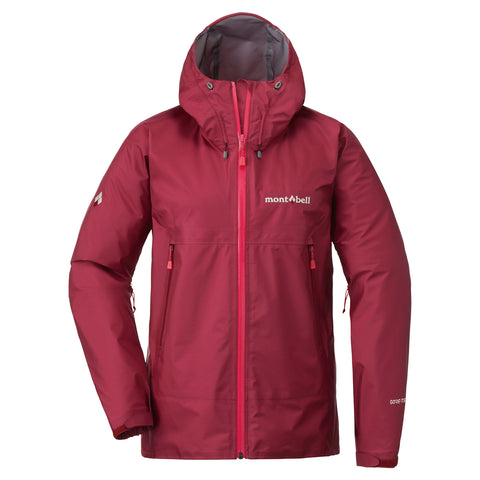 Montbell Womens US Storm Cruiser Jacket