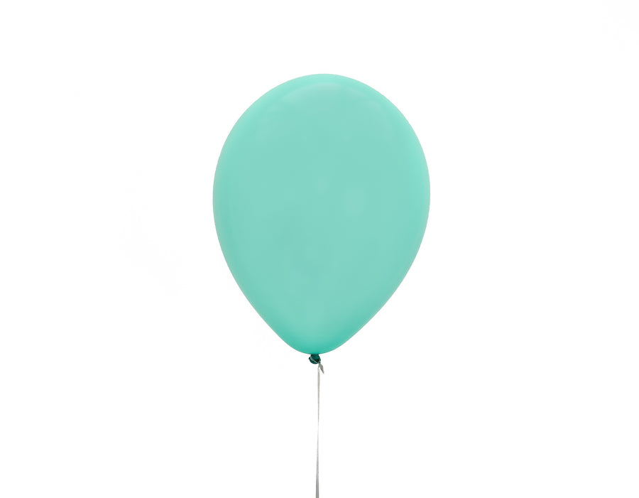 Mint Green Pearl Balloons