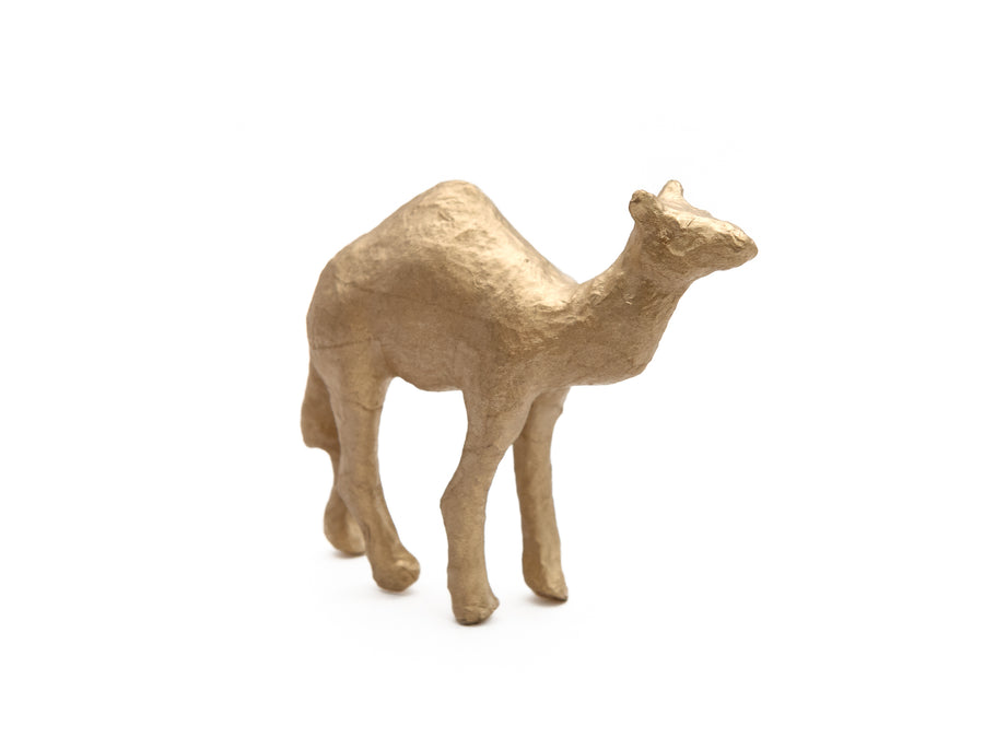 Gold Small Camel