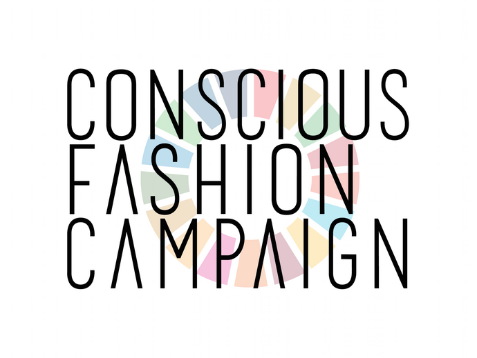 SIDERAL joined the United Nation's Conscious Fashion Campaign !!!
