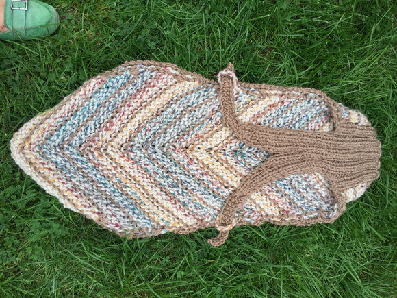 Large Dog Poncho - Sweater