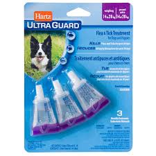 Hartz UltraGuard Flea&Tick Treatment 14kg-28kg