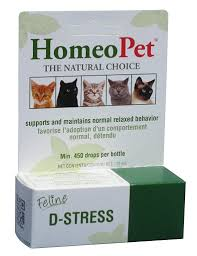 HomeoPet-D-Stress, For Cats, 15ml