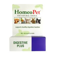 HomeoPet Digestive Plus for Dogs, 15ml