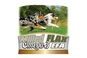 FLAX OMEGA 3 - For the Brain, Joints and a Coat that Shines 1.1lb/500g