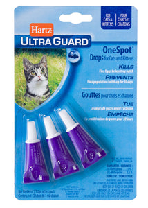 Hartz-UltraGuard One Spot for Cats&Kittens