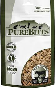 PureBites Beef Liver Freeze-Dried Cat Treats 0.85oz/24g